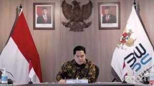 Sudah Direstui Jokowi, Erick: 10-15 BUMN Siap Go Public!