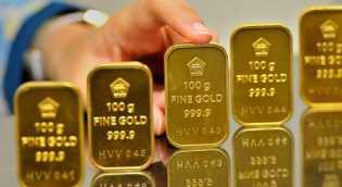 Harga Emas Antam Kamis Turun Rp 2.000/Gram