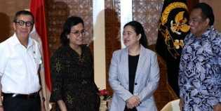 Menteri Sri Mulyani Perkirakan Omnibus Law Buat Penerimaan Pajak Hilang Rp86 T