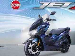 SYM Jet X 150 Resmi Meluncur, Siap Mengadang Yamaha Nmax
