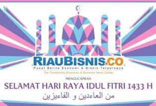 RiauBisnis.co Mengucapkan