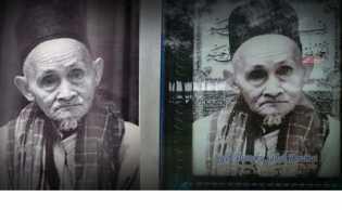 Sering Terpajang di Rumah Makan Padang, Siapakah Sebenarnya Kakek Tua Ini?