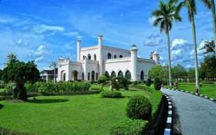 Warisan Sultan Sultan Syarif Kasim II dan Siapa yang Berhak Mendapatkannya