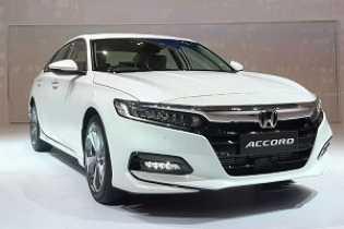 Honda Accord Terbaru Punya Pilihan Mesin Hybrid