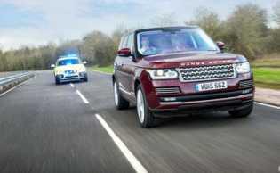Jaguar Land Rover dan Bosch Kembangkan Mobil Tanpa Sopir