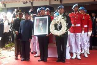 Dunia Beri Penghormatan Terakhir kepada Mendiang Presiden Ketiga RI BJ Habibie