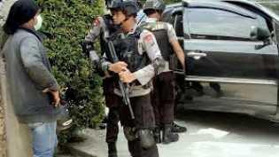 Terduga Teroris di Kampar Targetkan Rumah Ibadah dan Mapolres