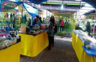 Minat Pembeli Menurun, Bazar Ramadan Mulai Sepi