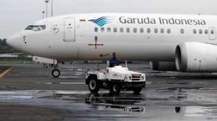 Garuda Punya Utang Jatuh Tempo Juni Rp 7,7 T
