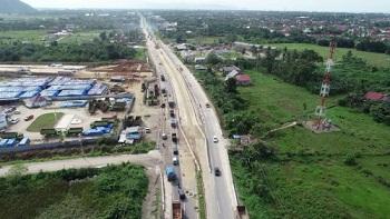 Pembangunan Tol Pekanbaru-Padang Seksi VI Lewat Bangkinang Segera Dimulai