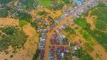 7 Kecamatan di Rokan Hulu Riau Terendam Banjir