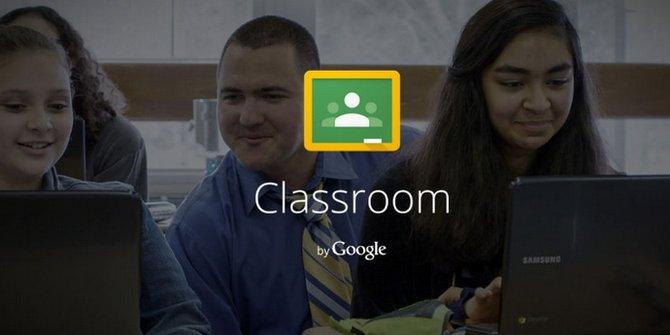 Google rilis aplikasi pendidikan bertajuk Classroom App