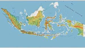 Luas Wilayah Indonesia Lengkap Daratan dan Lautan