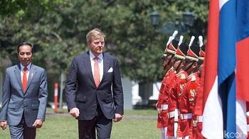 Serahkan Keris Pangeran Diponegoro, Raja Belanda Minta Maaf ke Indonesia
