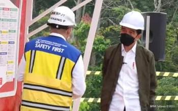 BPJT Targetkan Tol Pekanbaru - Bangkinang Selesai Desember 2021