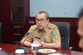 Riau Alokasikan Rp80 Miliar Hadapi Covid-19