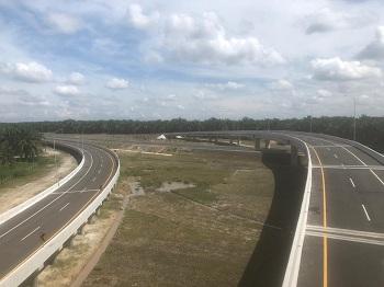 Tol Pekanbaru-Padang 14 Kilometer Lewat Terowongan di Limapuluh Kota