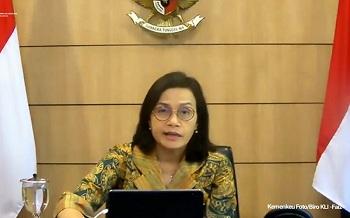 Sri Mulyani Bilang Belanja Kementerian Alami Akselerasi di Awal Tahun, Ini Pemicunya