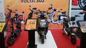 Motor Listrik Asal Semarang Mulai Berani Unjuk Gigi