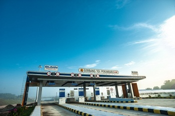 Tol Pertama di Riau akan Dongkrak Perekonomian di Tanah Melayu