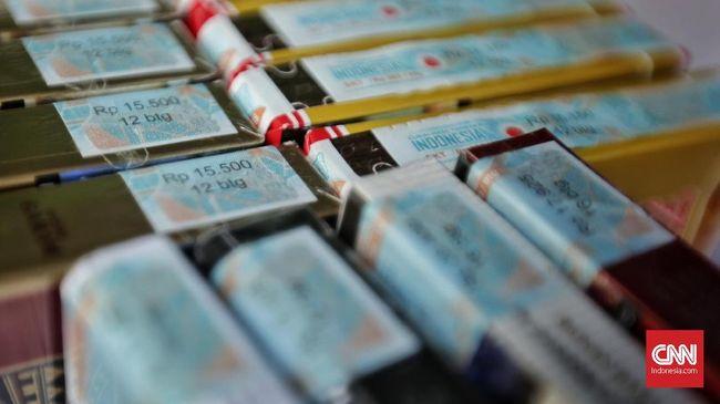 Ekonom: Simplifikasi Cukai Rokok Buat Penerimaan Negara Turun