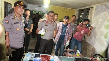 Polda Riau Bantu Percepatan Penanganan Pasien COVID-19