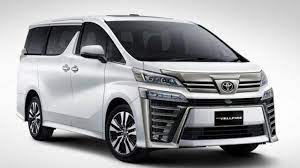 New Toyota Alphard dan Vellfire Kini Dilengkapi Adaptive Cruise Control