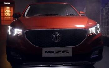 Morris Garage Luncurkan MG ZS, Ini Tampilan dan Spesfiikasinya