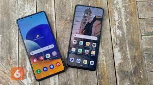 Perbandingan Spesifikasi Redmi Note 10 Pro dan Samsung Galaxy A72, Unggul Mana?