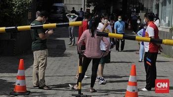 Satgas Catat Kasus Positif Corona 70 Persen Usia Produktif