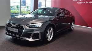 Meluncur di Indonesia, Audi A5 Sportback dan Coupe Terbaru Dibanderol Rp 1,2 Miliar