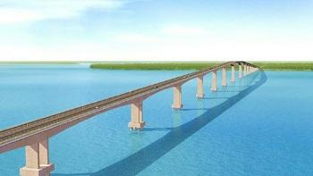 Batam-Bintan Dibangun Jembatan Tol 9 Km