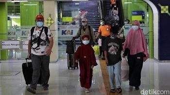 Mulai Besok, Harga Tes Antigen di Semua Stasiun Kereta Turun Jadi Rp 45 Ribu