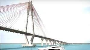 Konstruksi Jembatan Batam Bintan Dimulai 2022