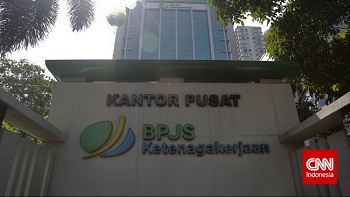 Dugaan Korupsi, Kantor Pusat BPJS Ketenagakerjaan Digeledah
