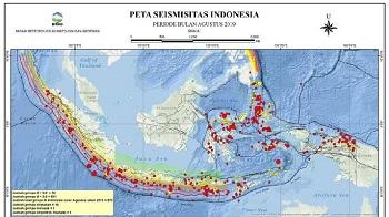 Inti Bumi di Bawah Laut RI Miring, Lalu Apa Dampaknya?