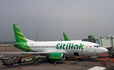 Pekan Depan Tiket Pesawat Turun, Citilink Kaji Jadwal Penerbangan