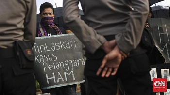 Disindir Jokowi, Kejagung Siapkan Satgas Kasus HAM Berat