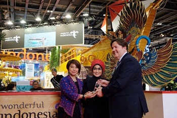 Wonderful Indonesia Sabet Penghargaan di WTM London 2019