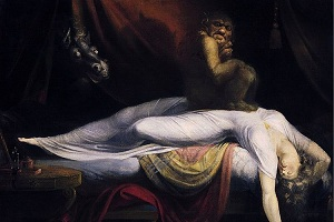 Ketindihan dan Melihat Hantu Saat Tidur? Ini Penjelasan Ilmiahnya
