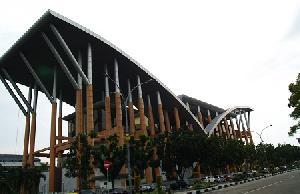 Perpustakaan Wilayah Riau Menjadi Ikon Kota Pekanbaru